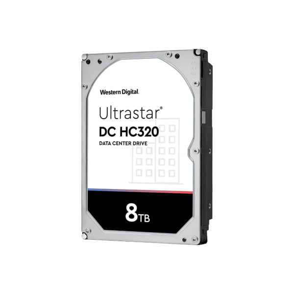 WD Ultrastar DC HC320 Server Edition 8 TB