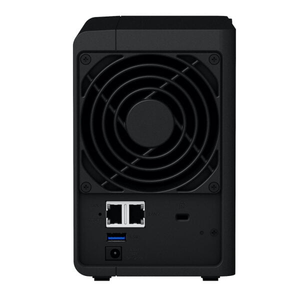 Synology DiskStation DS220+ SSD 4 TB