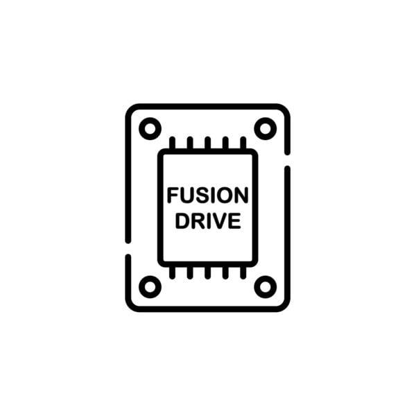 Aufpreis 1 TB Fusion Drive