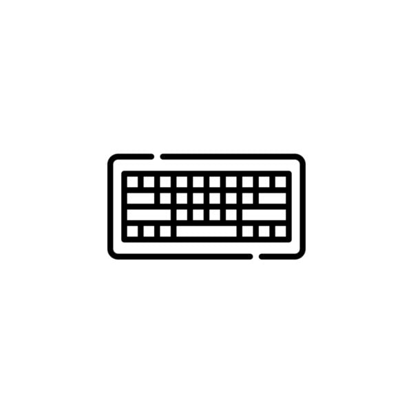 Aufpreis LMP USB Tastatur mit Zahlenblock FR (Azerty) Layout silber