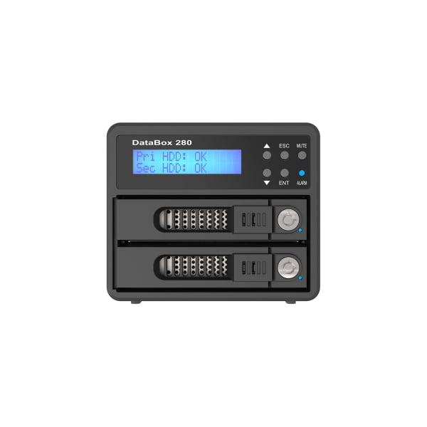 LMP DataBox 280 Mirror & Backup 16 TB