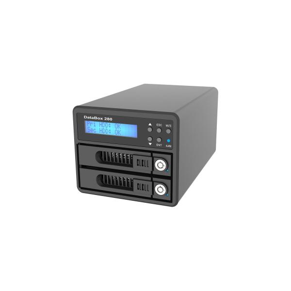 LMP DataBox 280 Mirror & Backup SE 16 TB