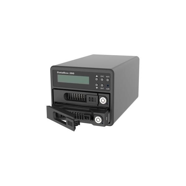 LMP DataBox 280 Mirror & Backup SE 24 TB
