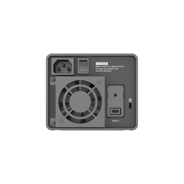 LMP DataBox 280 Mirror & Backup SE 48 TB