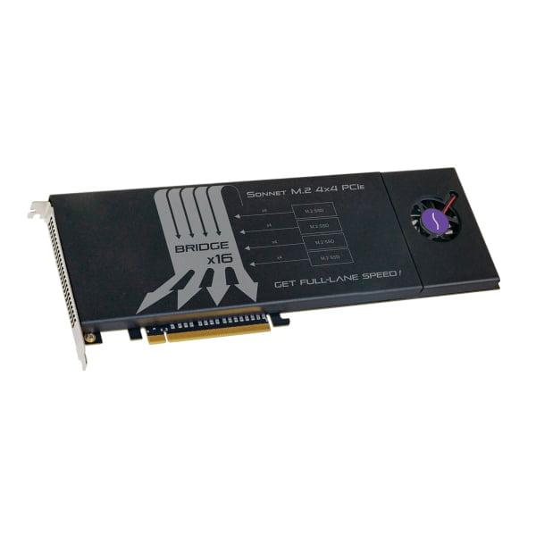 SSD RAID Karte für Mac Pro 7.68 TB