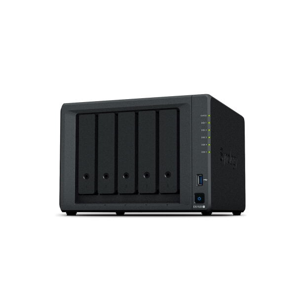 Synology DiskStation DS1520+ 60 TB