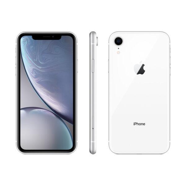 iPhone XR Weiss