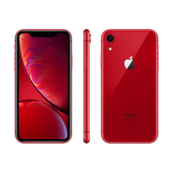 iPhone XR Rot