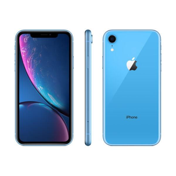 iPhone XR Blau