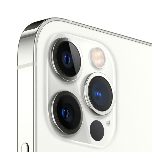 iPhone 12 Pro Silber