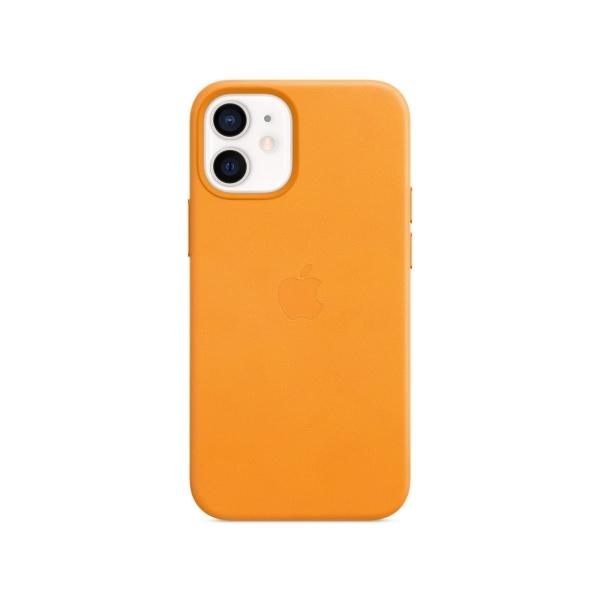 Apple iPhone 12 mini Leather Case mit MagSafe
