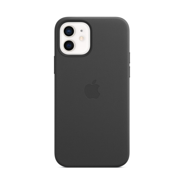 Apple iPhone 12/12 Pro Leather Case mit MagSafe