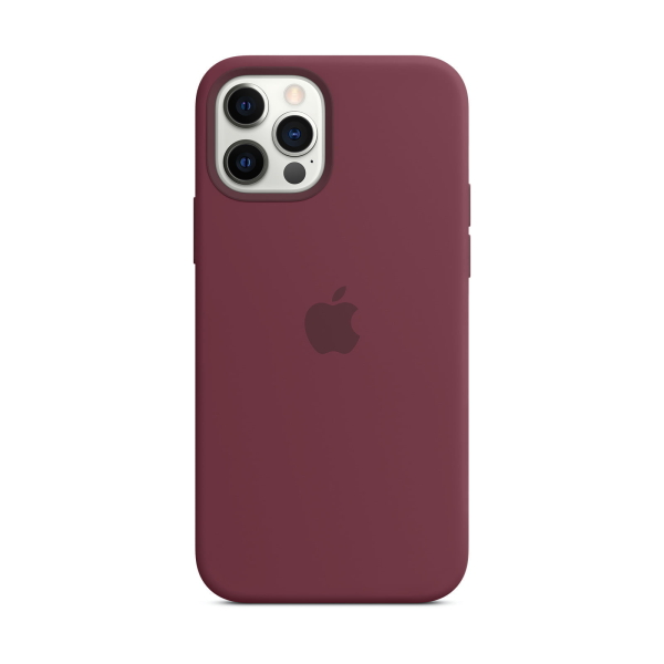 Apple iPhone 12/12 Pro Silicone Case mit MagSafe