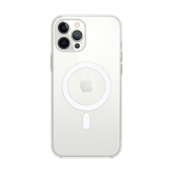 Apple iPhone 12 Pro Max Clear Case mit MagSafe