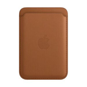 Apple iPhone Leather Wallet mit MagSafe