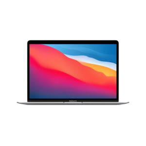 """MacBook Air 13"""" (2020) Silber"""