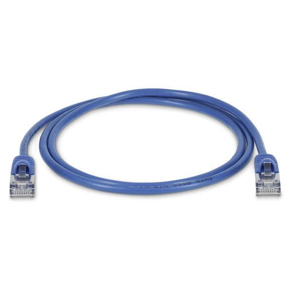 LMP Ultra Slim Round Ethernet Patchkabel 0.5 m 100 Pack
