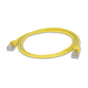 LMP Ultra Slim Round Ethernet Patchkabel 1 m 100 Pack