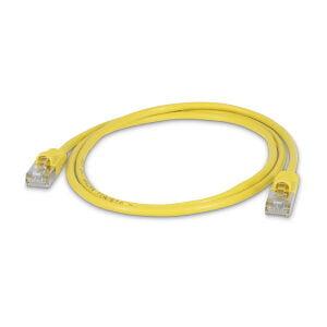 LMP Ultra Slim Round Ethernet Patchkabel 1 m