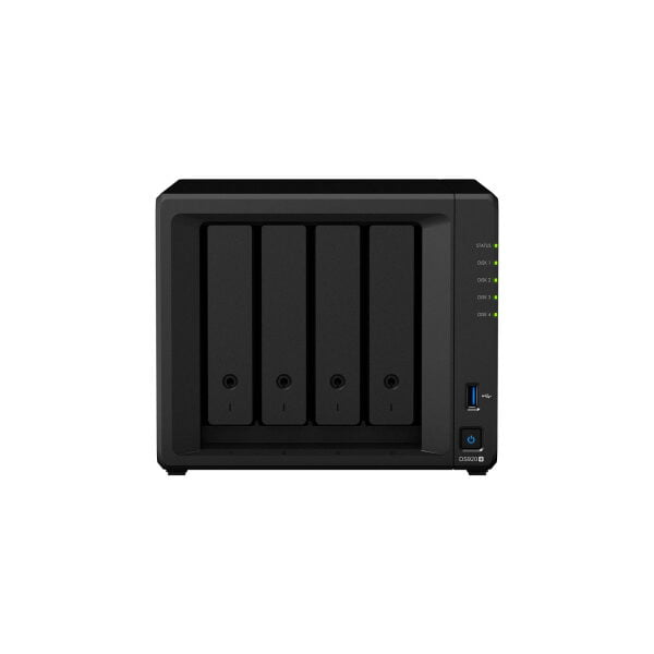 Synology DiskStation DS920+ 64 TB