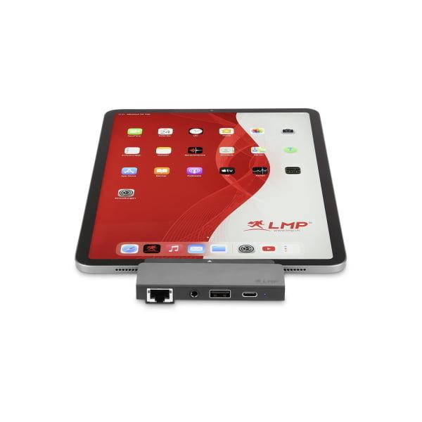LMP USB-C Tablet Dock 4K 5 Port