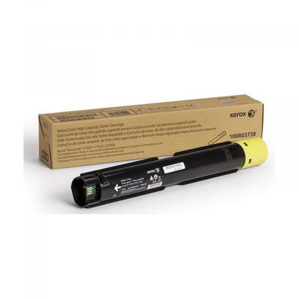 ColorRight Toner High Capacity gelb Xerox VersaLink C7020
