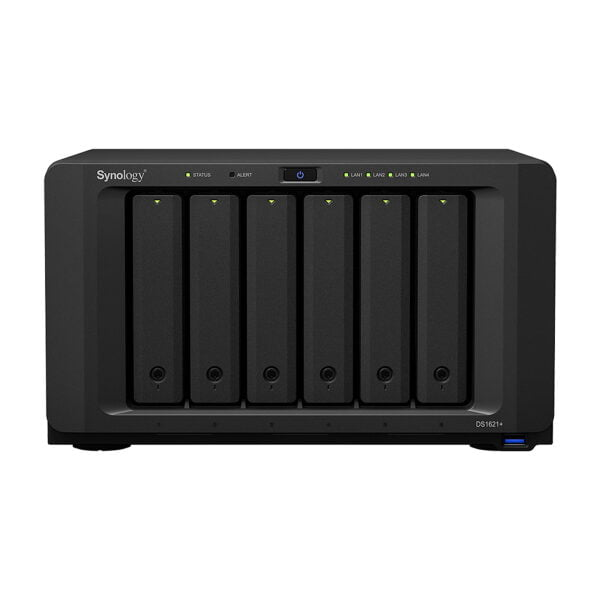 Synology DiskStation DS1621+ 48 TB