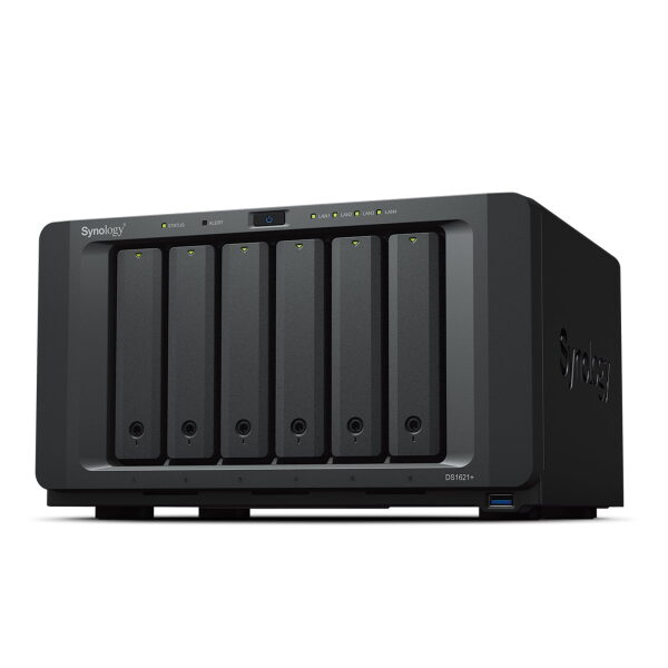 Synology DiskStation DS1621+ 18 TB