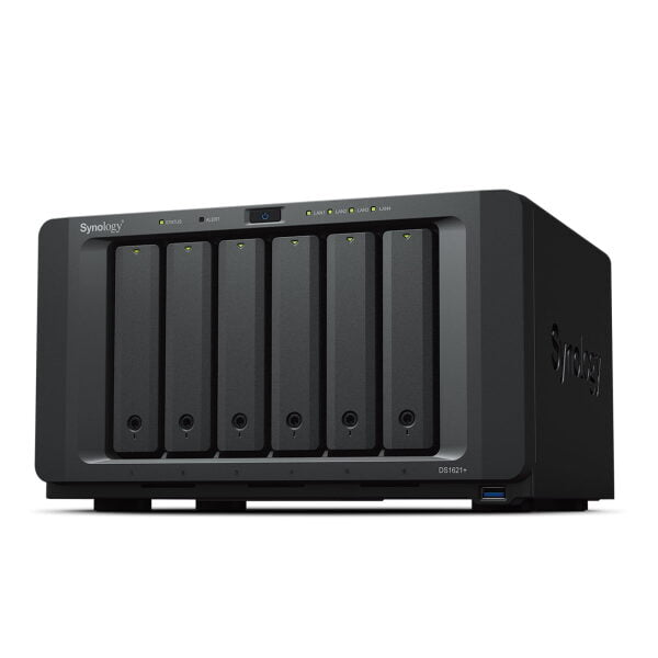 Synology DiskStation DS1621+ 96 TB