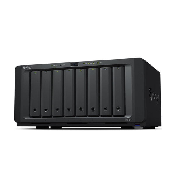Synology DiskStation DS1821+ 96 TB