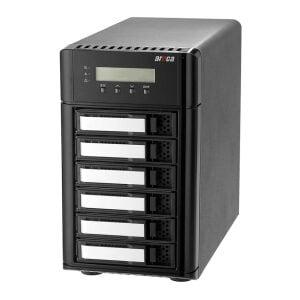 Areca ThunderBox3 600 96 TB