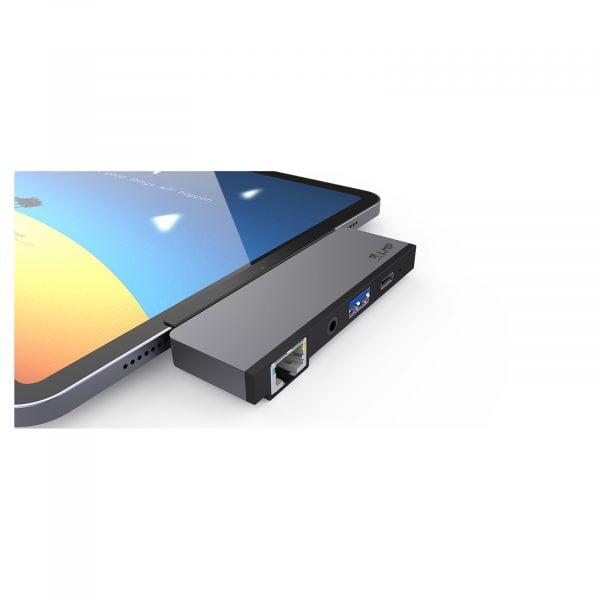 LMP USB-C Tablet Dock 4K 5 Port - max. 2 Stk. pro Händler