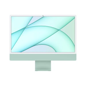"""iMac 24"""" 2021 Grün"""