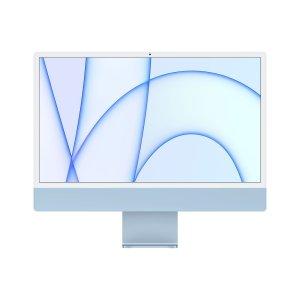 """iMac 24"""" 2021 Blau"""