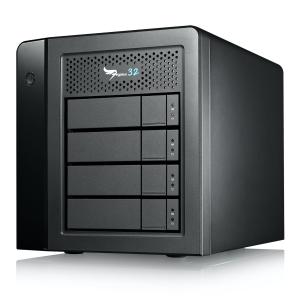 Promise Pegasus32 R4 SSD (2019) 16 TB