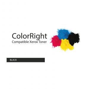 ColorRight Toner Extra High Capacity schwarz Xerox VersaLink C400/C405