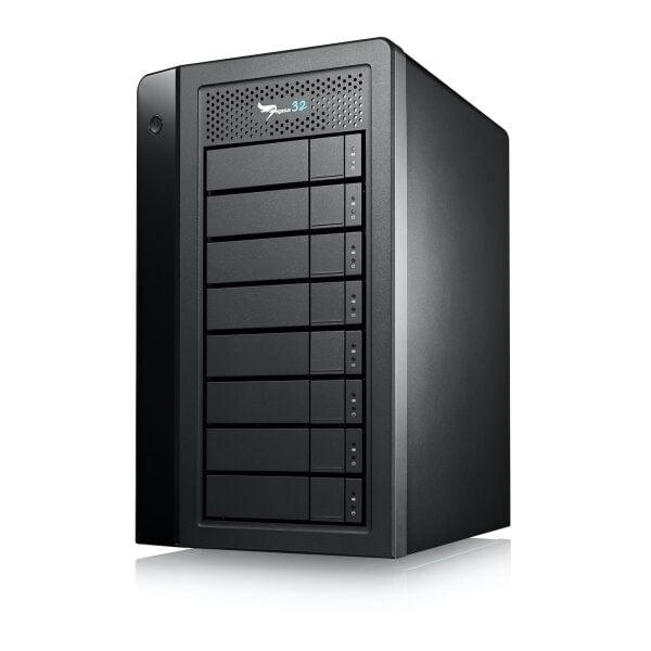 PegasusPro R8 RAID 32 TB