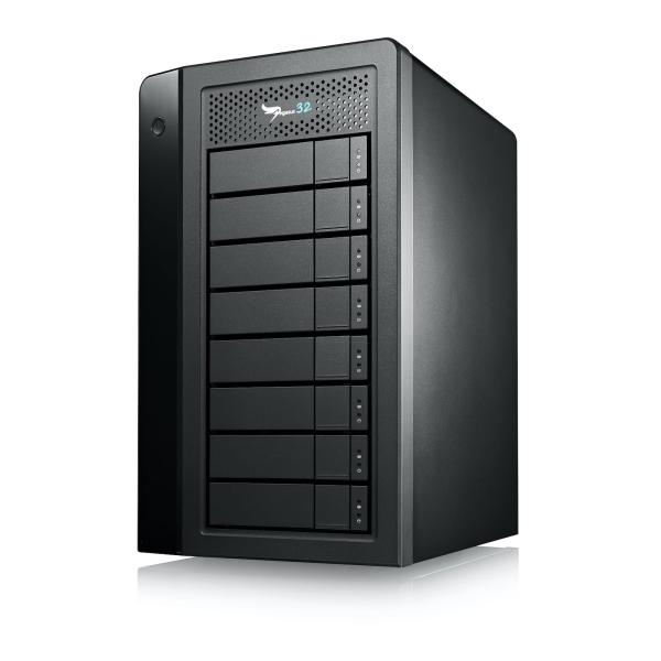 PegasusPro R8 RAID 15.36 TB