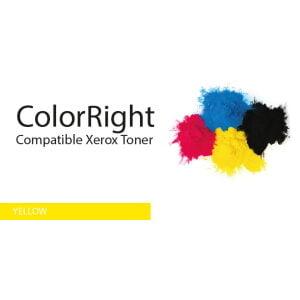 ColorRight Toner gelb Xerox Phaser 6020/6022