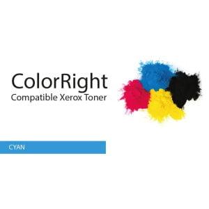 ColorRight Toner cyan Xerox Phaser 6020/6022