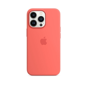 Apple iPhone 13 Pro Max Silicone Case mit MagSafe